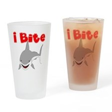 I BITE Drinking Glass