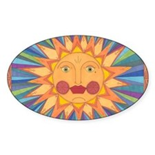 El Sol Decal