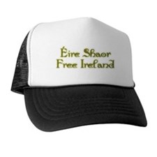 Free Ireland Trucker Hat