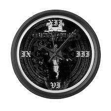 clock Large Wall Clock