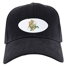 Harp & Doves Baseball Hat