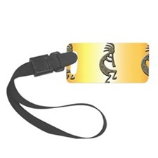 Kokopelli mug Luggage Tag