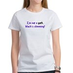 Not a Goth Women's T-Shirt