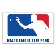 Major League Beer Pong 2 Bumper Stickers