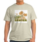 Sawyer Ash Grey T-Shirt