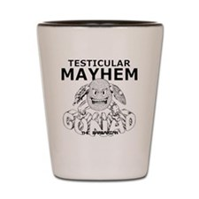 GTBmayhem Shot Glass