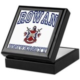 ROWAN University Keepsake Box
