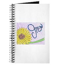 BE Goals Blank Journal