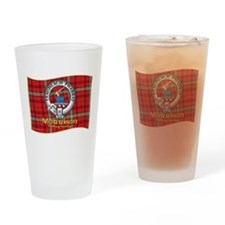 Morrison Clan Drinking Glass