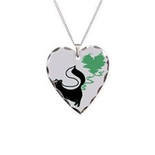 love-stinks-skunk Necklace