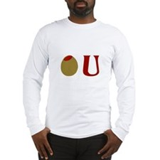 Olive U Long Sleeve T-Shirt