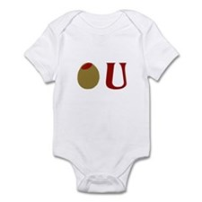 Olive U Infant Bodysuit