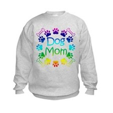 """Dog Mom"" Sweatshirt"