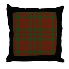 Lindsay Tartan Throw Pillow
