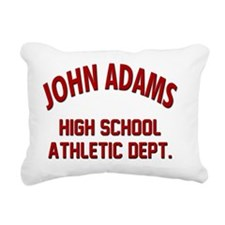 johnadams Rectangular Canvas Pillow