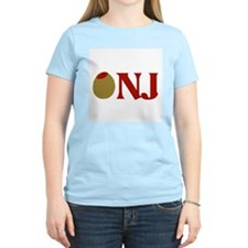 Olive (I Love) NJ T-Shirt
