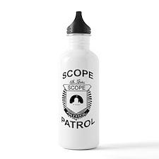 2-Scope Patrol copy Water Bottle