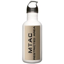NCIS24n Water Bottle