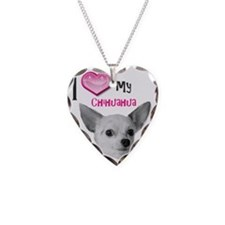 Backup_of_Ilovemychihuahuabla Necklace