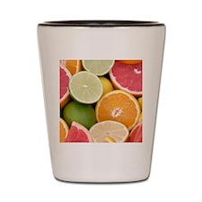 fruit14 Shot Glass