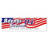 Reznor/Keenan '04 Bumper Car Sticker