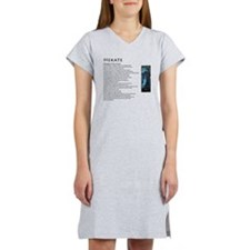 Charge of the Crone Hekate Women's Nightshirt
