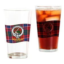 MacRae Clan Drinking Glass
