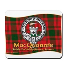 MacQuarrie Clan Mousepad