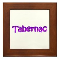 Canadian French Tabernac Framed Tile