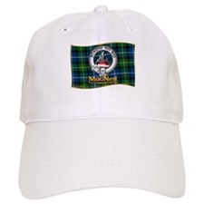 MacNeil Clan Baseball Baseball Cap