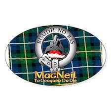 MacNeil Clan Decal
