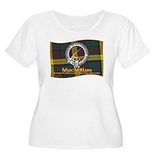 MacMillan Clan Plus Size T-Shirt