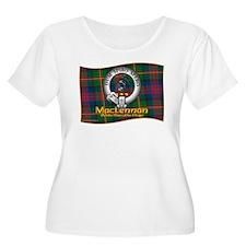 MacLennan Clan Plus Size T-Shirt