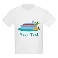 Personalized Cruise Ship T-Shirt