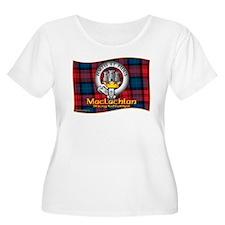 MacLachlan Clan Plus Size T-Shirt