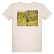 Disc Golf Basket 7 T-Shirt