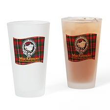 MacKinnon Clan Drinking Glass