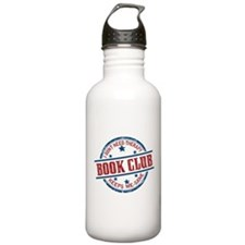 Book Club Keeps Me Sane Water Bottle