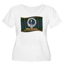 MacInnes Clan Plus Size T-Shirt