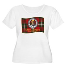 MacGregor Clan Plus Size T-Shirt