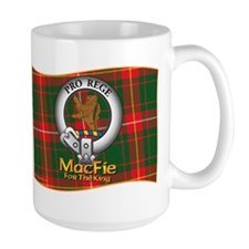 MacFie Clan Mugs