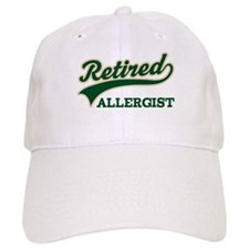 Retired Allergist Baseball Cap