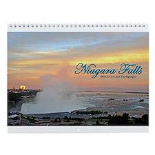 Niagara Falls Canada Wall Calendar