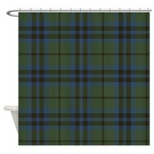 Keith Tartan Shower Curtain