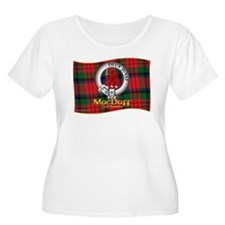 MacDuff Clan Plus Size T-Shirt