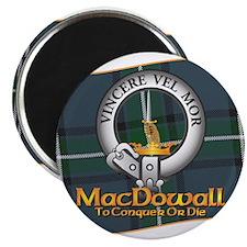 MacDowall Clan Magnets