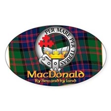MacDonald Clan Decal