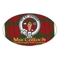 MacCulloch Clan Decal