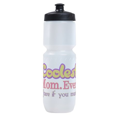 coolest mom ever.png Sports Bottle