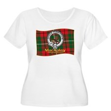 MacAulay Clan Plus Size T-Shirt